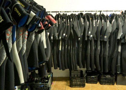 Diving rental equipment_1